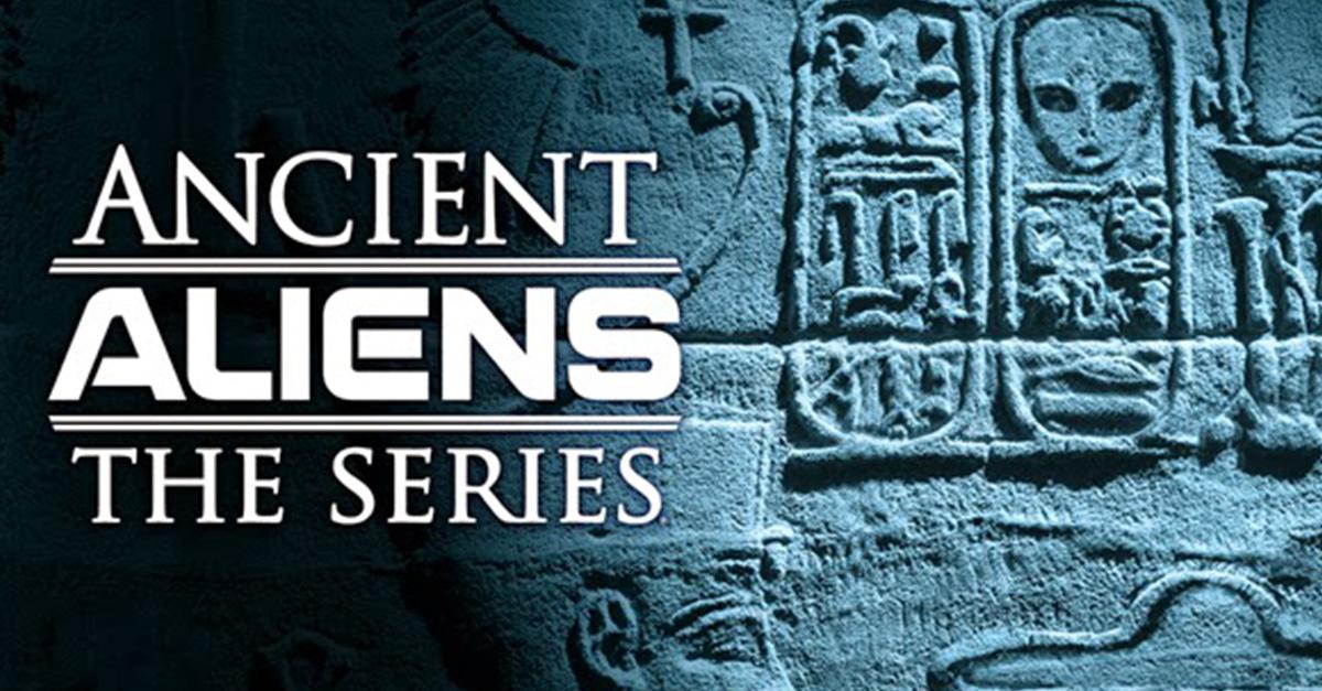 Eram os Deuses Alienigenas