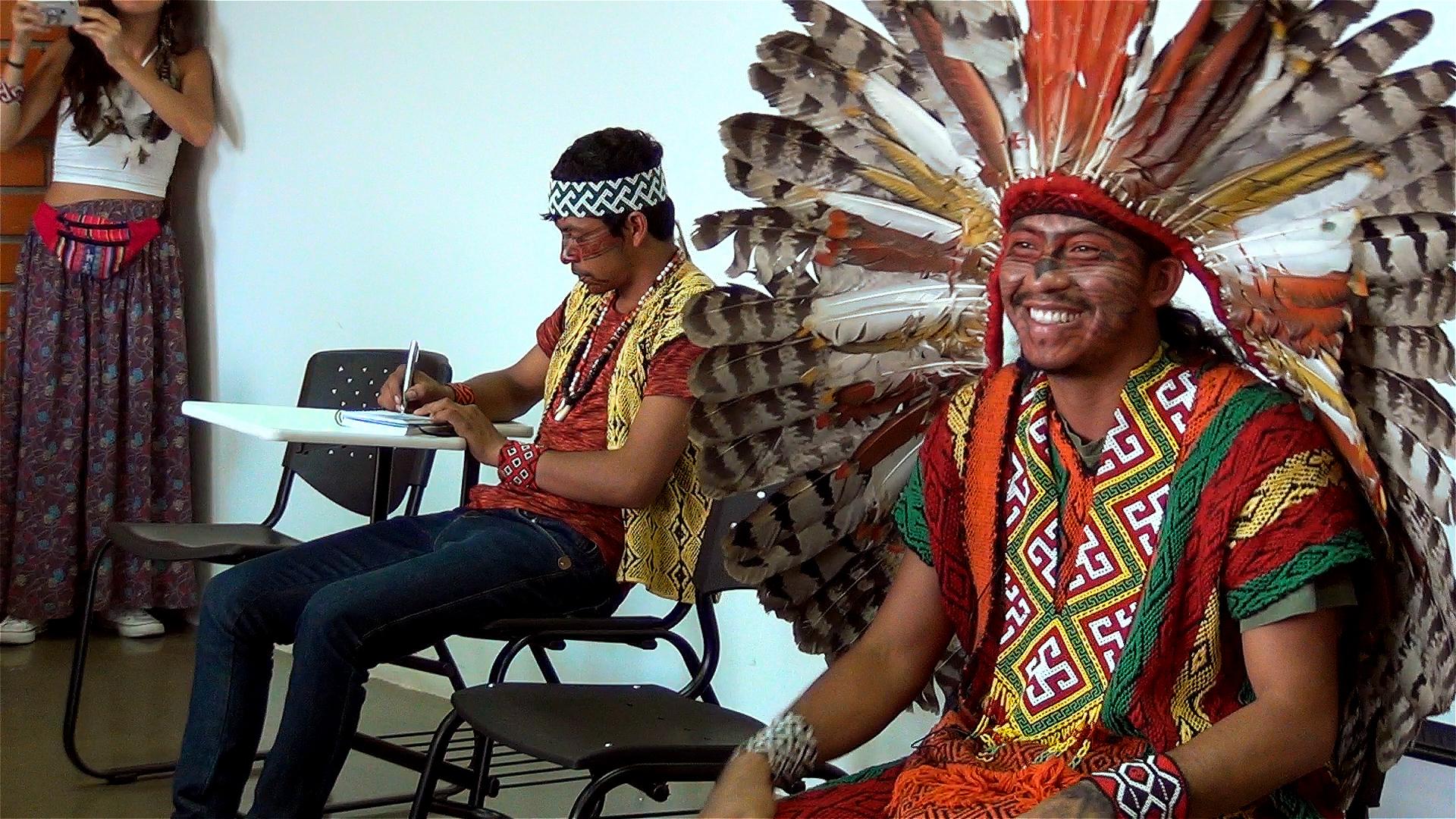 Ayahuasca e Seu Uso por Mapu Huni Kuin