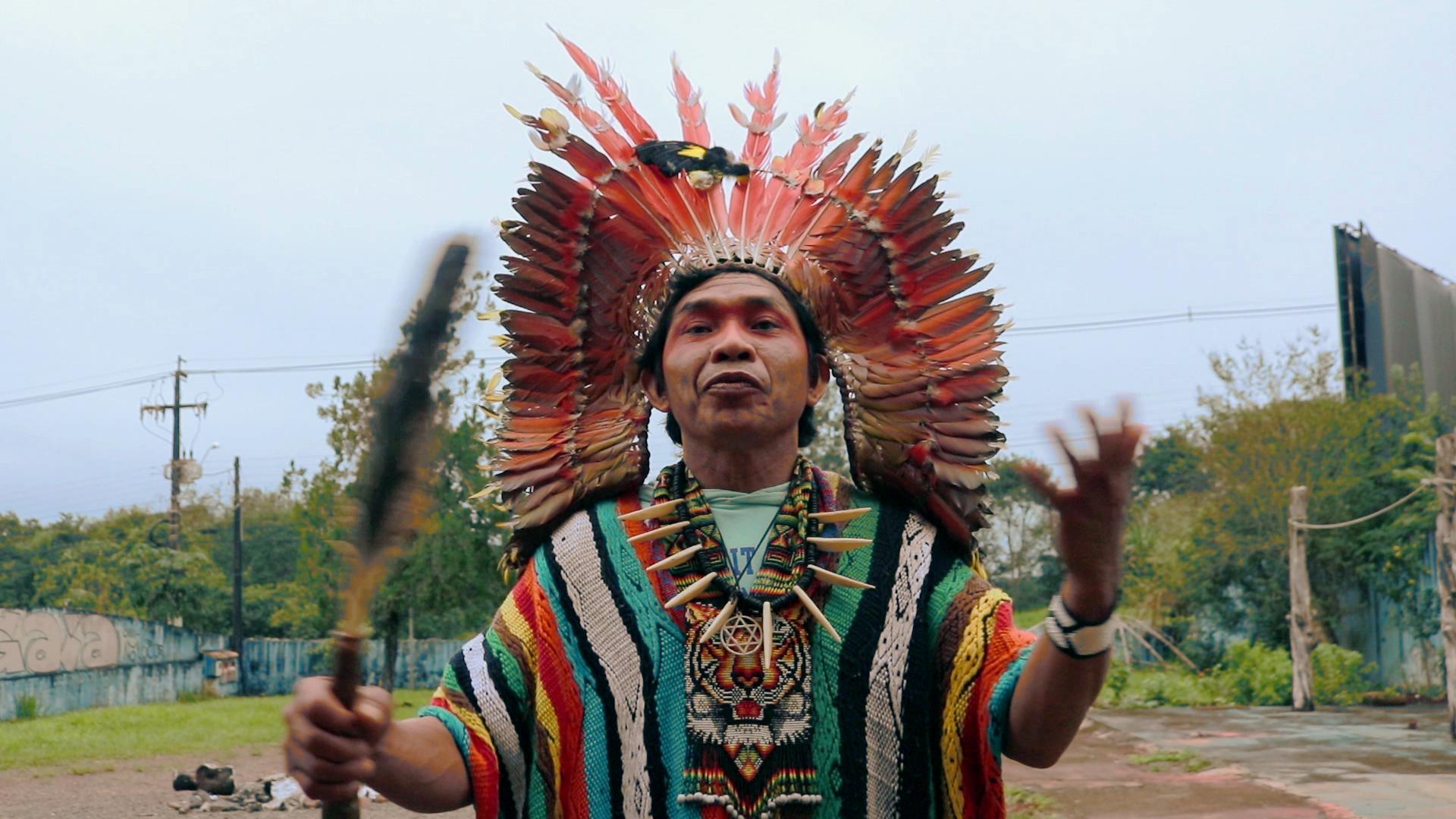Primeira vez com a Ayahuasca Por Pajé Tadeu Siã Txana Hui Bai – Huni Kuin
