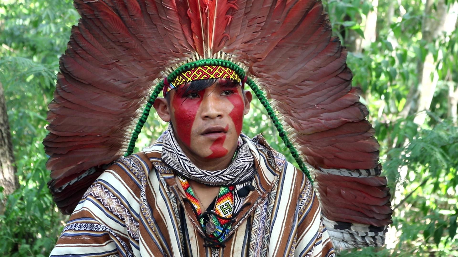 Chamando a Força por Txana Iba & Bukun Mapua – Huni Kuin