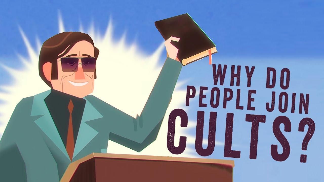 Por que as pessoas seguem cultos?