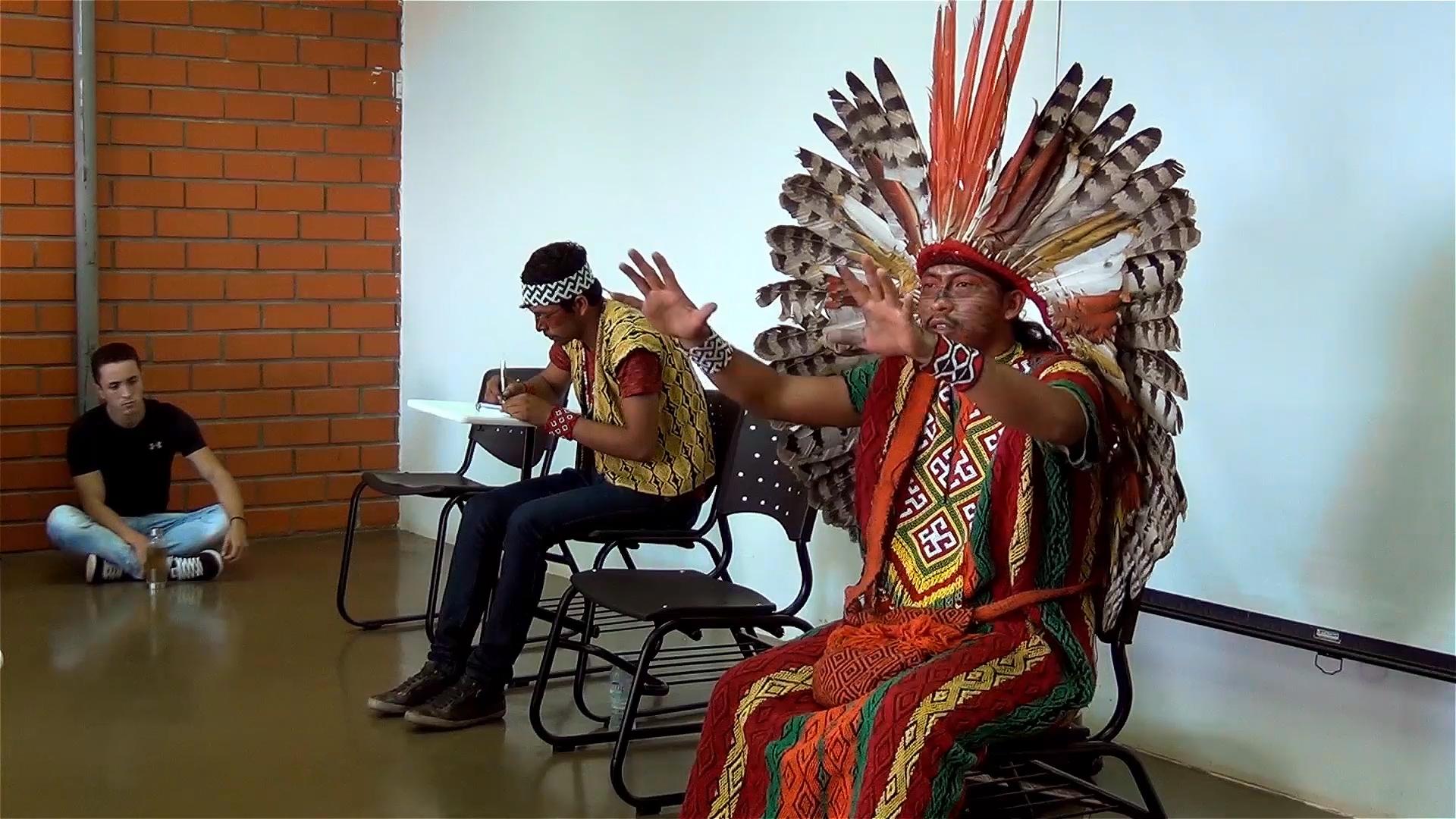 Medo em uma Cerimônia de Ayahuasca