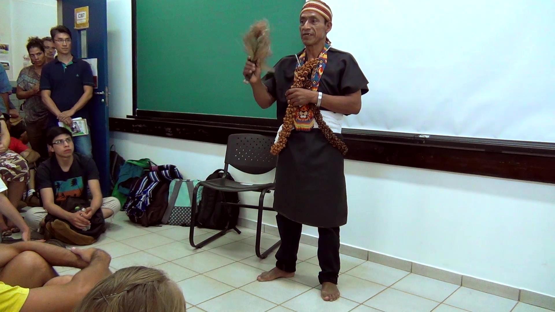 Ayahuasca na Tradição Colombiana por Taita Bernardo Chindoy