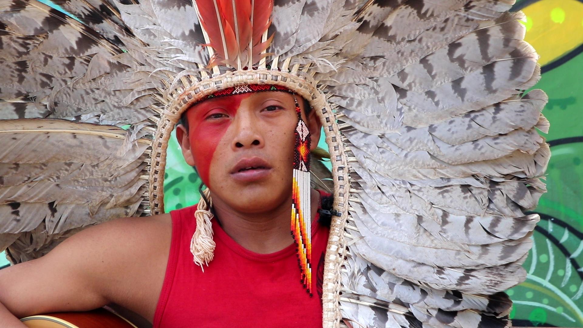 Chamando a Força por Bukun Mapua – Huni Kuin